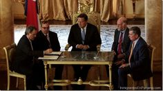 Panamá y Estados Unidos firman acuerdo de seguridad http://www.inmigrantesenpanama.com/2015/05/30/panama-y-estados-unidos-firman-acuerdo-de-seguridad/