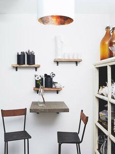 Table for two Alternativ till köksö/bord?