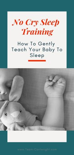 How to sleep train your baby gently. Yes, you can teach your baby to sleep without tears. Learn how a strong schedule, naps, and consistency will help your whole family rest, no cry it out or extinction needed. Source by teamcartwright Look baby Baby Massage, Massage Bebe, Mama Baby, Mom And Baby, Toddler Sleep, Baby Sleep, Sleep Train Newborn, Cry Baby, No Cry Sleep Training