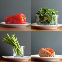 Εσείς ξέρετε πόσο είναι 1 μερίδα φρούτων ή λαχανικών;
