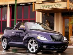 pictures of chrysler pt cruiser