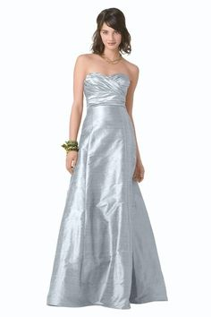 I REALLY love this dress. This color is perfect in silk