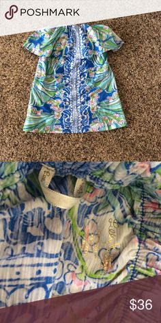 New Without Tags Lilly Pulitzer Wiley Tube Top Brand new without tags Lilly Pulitzer Wiley tube top. So cute! Lilly Pulitzer Tops