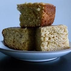 Cornbread made with Quinoa!