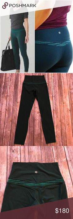 LULULEMON ALIGN PANT OG FUEL GREEN -- Size 4 Brand: Lululemon Athletica OG Align Pant Original | Fuel green or dark green Condition: Excellent condition | Size 4 | priced high due to rarity    NO TRADES  NO LOWBALL OFFERS  NO RUDE COMMENTS  NO MODELING  ☀️Please don't discuss prices in the comment box. Make a reasonable offer and I'll either counter, accept or decline.   I will try to respond to all inquiries in a timely manner. Please check out the rest of my closet, I have various brands…