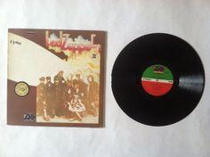 Led Zeppelin - II (2)_Vinyl Record LP_(SD 8236) Led Zeppelin Albums, Led Zeppelin Ii, Classic Rock Albums, Vintage Records, Sd, Vinyl Records, Custard, Posters, Ebay