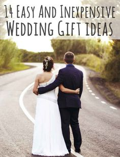 These are a bunch of inexpensive gift ideas that could easily double as housewarming gifts :)
