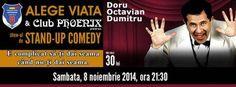 """Doru Octavian Dumitru """"Alege Viata""""!"""