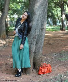#maxi #dress for #winter 2012