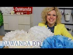 DaWanda DIY: Pompoms selber machen
