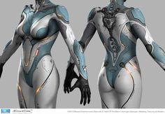 Futuristic, Cyberpunk, Future, Cyber Suit, Future Girl, Futuristic Style, Sci-Fi, Kerrigan Dezerged Body Detail