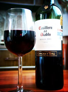 Merlot: This red goes great with grilled chicken, pork, and summer salads. It has hints of fruit that work well with spicy dishes as well.