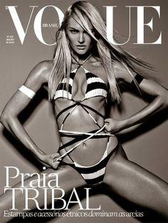 Vogue Brazil, January 2014.