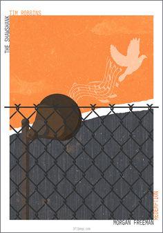 Alternative poster. Shawshank Redemption