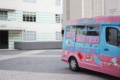 photo London photo diary Emma Hoareau ice cream van { Lolita Says So }