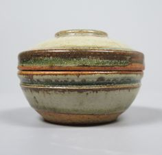 Major selling show of recent pots by Richard Batterham, probably this country's leading maker of domestic stoneware.
