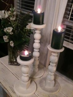 Upcycled Candle Holder DIY