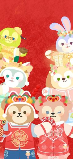 Disney Parks, Walt Disney, Disney Bear, Bunny Room, Tokyo Disney Sea, April 4th, Duffy, Disney Wallpaper, Haha Funny