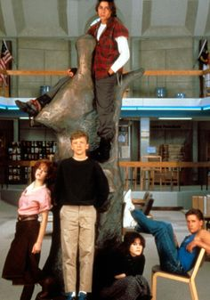 "20 things you never know about ""The Breakfast Club"" loved it :)"