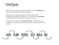CityTools - Nicolas Hemeleers - LED Brussel?