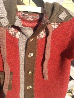 Felted Wool Toddler Sweater https://www.etsy.com/shop/TreasuredHeart?ref=si_shop