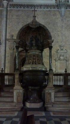 Pia Batismal da Catedral de Nápoles / IT 01/2016