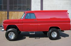 60-66 Chevy And GMC 4X4's Gone Wild - Board Network