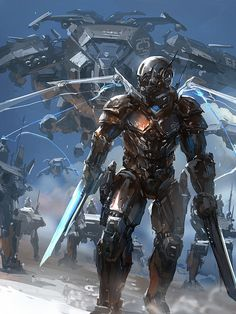 final corps by park jong won Exotique The World's Most Beautiful CG Characters Futuristic Armour, Futuristic Art, Cyberpunk Character, Cyberpunk Art, Robot Concept Art, Armor Concept, Space Fantasy, Sci Fi Fantasy, Character Concept
