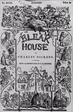 Bleak House by Charles Dickens. #books