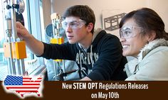 New ‪#‎STEM‬ ‪#‎OPT‬ Regulations Releases on ‪#‎May‬ 10th. Read more...  https://www.morevisas.com/immigration-news-article/new-stem-opt-regulations-releases-on-may-10th/4397/