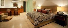 Equity Estates Hawaii Home in Playa Langosta, Costa Rica. The Master Bedroom