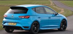 2014 SEAT Leon Cupra 280 Sets New 'Ring Record + Leon Sports Styling 5DR Is Calling My Name