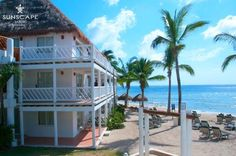 If you love the beach, Sunscape Sabor Cozumel is paradise!
