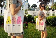 Evolution of the Muff Tote Bag