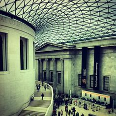 British Museum in London, Greater London - with good exhibitions (Mummies) and highlights (Rosetta stone). Again, the building is worth paying a visit