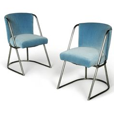 Louis Sognot Chairs Image