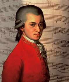 Mozart; Adult Photo