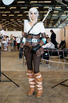 "Another pinner: ""My Ciri cosplay :) by Ewenae.deviantart.com on @DeviantArt"". This is so amazing! Good job"