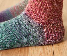Do The Twist Socks - Knitting Patterns and Crochet Patterns from KnitPicks.com