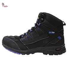 Regatta Ultramax II MD pour femme Endurance Marche Randonnée Chaussures -  noir - noir d4d7f64166b