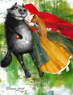 Сообщество иллюстраторов / Иллюстрации / Yarvi Качанова Яна / Узкие тропинки