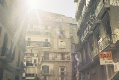 Napoli (Naples) in Italy by Samantha Casolari