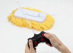 Kyosho Remote Control Cleaning Brush not sure if my wife would love it or hate it? Either way its pretty cool!