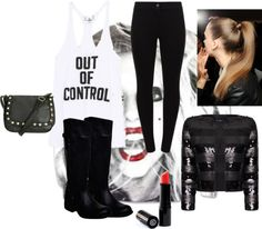 """""""lady gaga's concert tonite!!!"""" by nanagarcia on Polyvore"""