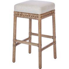McGuire Furniture: Antalya(TM) Backless Bar Stool: LO-311gggg