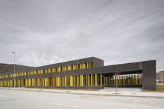 arquitectura zona cero: ESPAÑA ESCOLAR / ESCUELA INFANTIL DE LARRAZARQUITECTOS EN PAMPLONA
