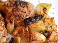 Chicken, Recipes, Food, Essen, Meals, Ripped Recipes, Yemek, Cooking Recipes, Eten