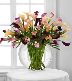 Flawless Luxury Calla Lily Bouquet #calla-lilies  Peachtree Petals, Atlanta, GA