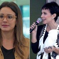 Juliana Knust corta cabelo no estilo joãozinho para se despedir de personagem de 'Malhação'
