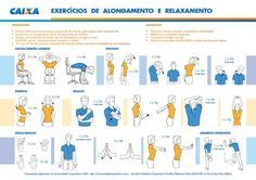 Ginástica Laboral | Dicas e Exercícios